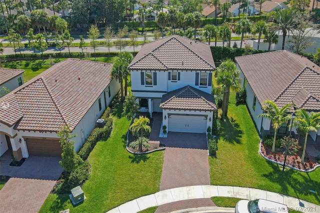 3204 Klays Ct, Royal Palm Beach, FL 33411 (MLS #A11005330) :: United Realty Group