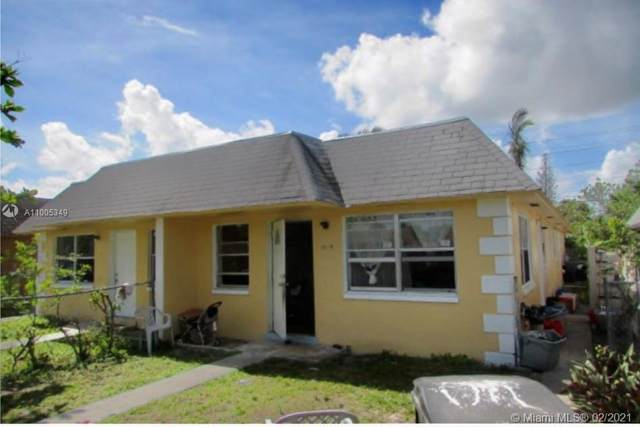 1527 NW 8th Ave, Fort Lauderdale, FL 33311 (MLS #A11005349) :: Castelli Real Estate Services