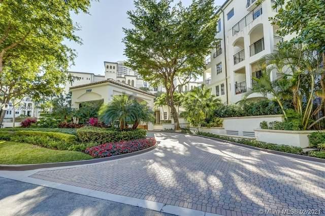3900 Island Blvd #8, Aventura, FL 33160 (MLS #A11005358) :: Green Realty Properties