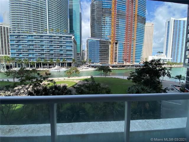 475 Brickell Ave #412, Miami, FL 33131 (MLS #A11005368) :: Team Citron