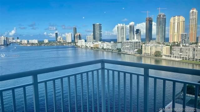 301 174th St #1915, Sunny Isles Beach, FL 33160 (MLS #A11005425) :: Prestige Realty Group