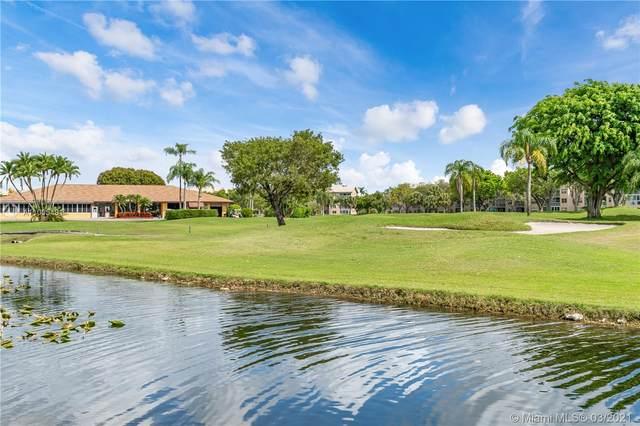 1101 SW 128th Ter 403C, Pembroke Pines, FL 33027 (MLS #A11005481) :: Berkshire Hathaway HomeServices EWM Realty