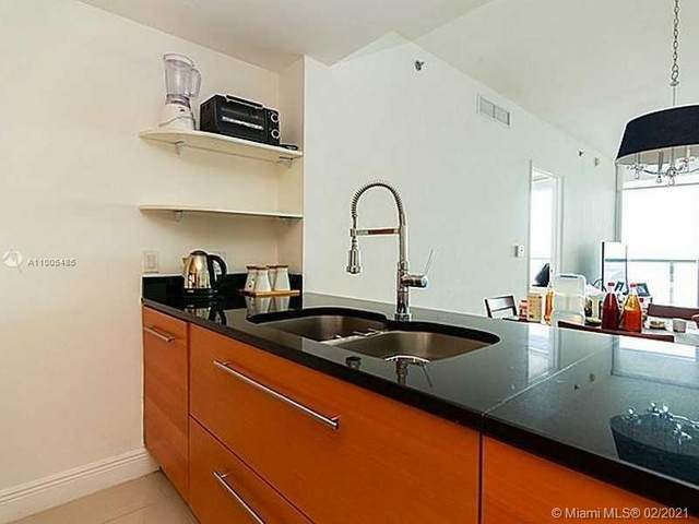465 Brickell Ave #4905, Miami, FL 33131 (MLS #A11005485) :: Green Realty Properties