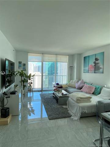 55 SE 6th St #2907, Miami, FL 33131 (MLS #A11005525) :: Prestige Realty Group