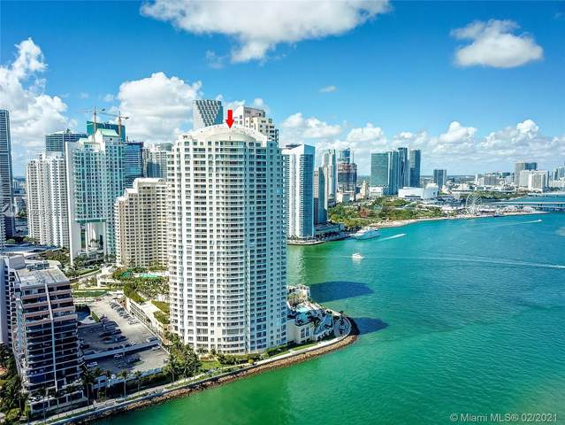 808 Brickell Key Dr #2103, Miami, FL 33131 (MLS #A11005589) :: Prestige Realty Group