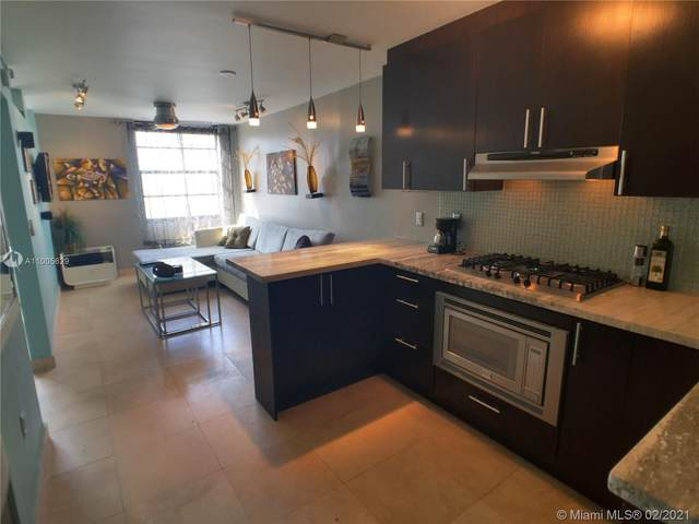 710 Washington Ave #509, Miami Beach, FL 33139 (#A11005629) :: Dalton Wade