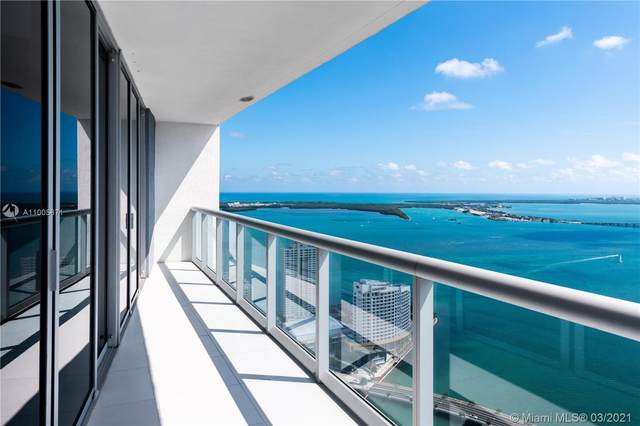 495 Brickell Ave #5203, Miami, FL 33131 (MLS #A11005671) :: Jo-Ann Forster Team