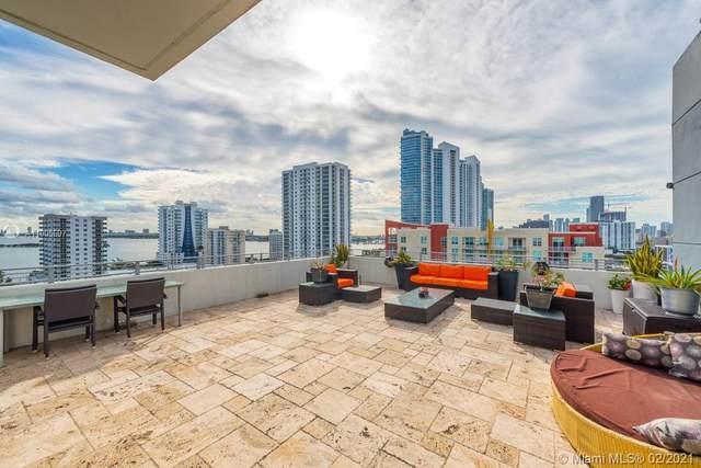 350 NE 24th St #1201, Miami, FL 33137 (MLS #A11005697) :: Rivas Vargas Group