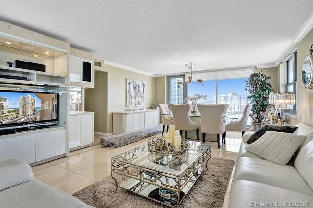 1920 S Ocean Dr 11D, Hallandale Beach, FL 33009 (MLS #A11005718) :: The Teri Arbogast Team at Keller Williams Partners SW