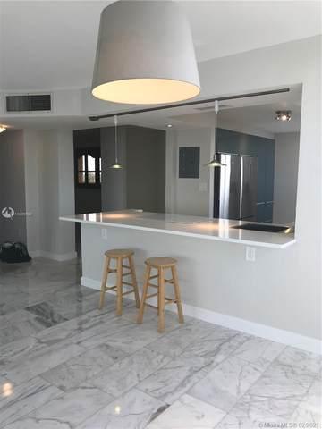 1175 NE Miami Gardens Dr Ph801, Miami, FL 33179 (MLS #A11005739) :: Green Realty Properties
