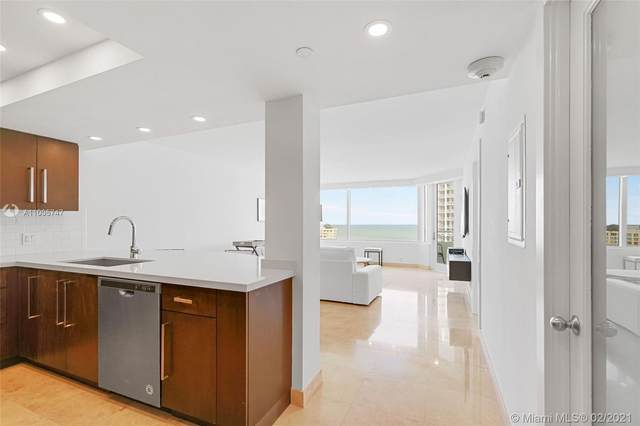400 S Pointe Dr #1408, Miami Beach, FL 33139 (MLS #A11005747) :: Prestige Realty Group