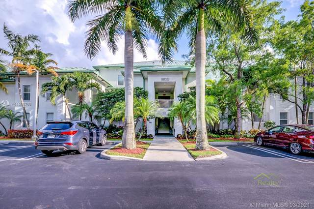 5300 NW 87th Ave #1508, Doral, FL 33178 (MLS #A11005753) :: The Riley Smith Group