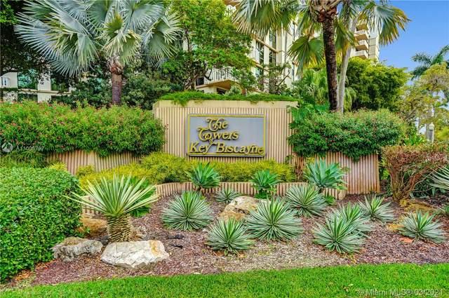 1111 Crandon Blvd. B106, Key Biscayne, FL 33149 (MLS #A11005797) :: ONE | Sotheby's International Realty