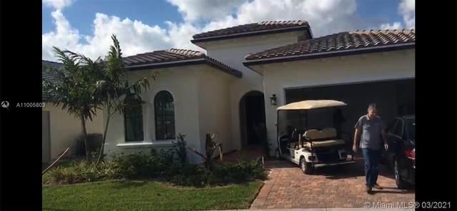 11337 SW 12th St, Pembroke Pines, FL 33025 (MLS #A11005803) :: Prestige Realty Group