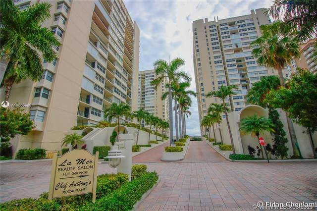 1880 S Ocean Dr #303, Hallandale Beach, FL 33009 (MLS #A11005829) :: The Teri Arbogast Team at Keller Williams Partners SW