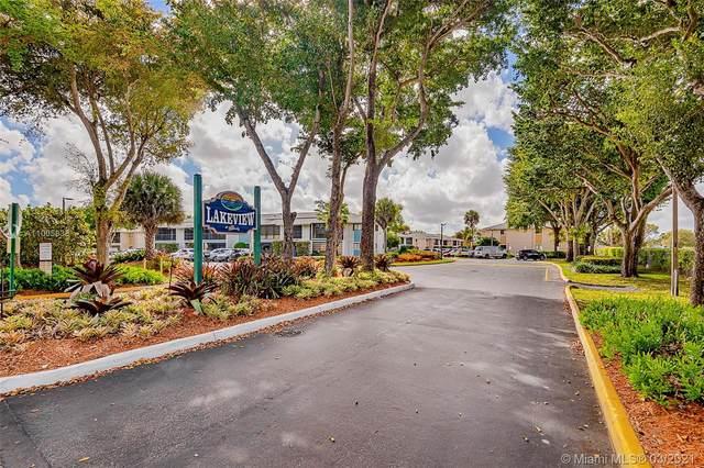 9731 Hammocks Blvd 205B, Miami, FL 33196 (MLS #A11005838) :: Jo-Ann Forster Team