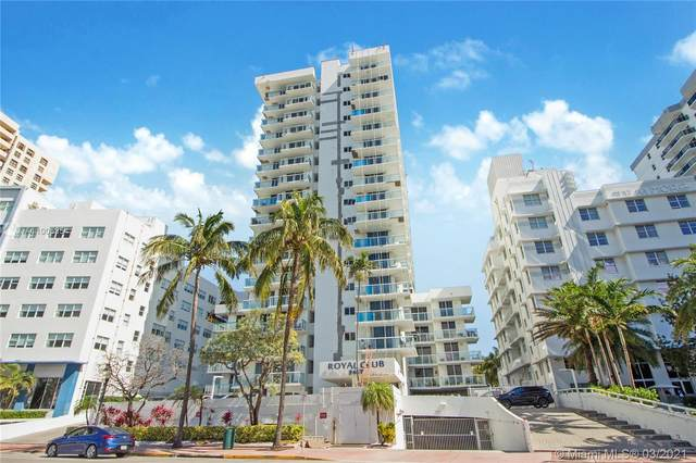 2457 Collins Ave #408, Miami Beach, FL 33140 (MLS #A11005854) :: Podium Realty Group Inc