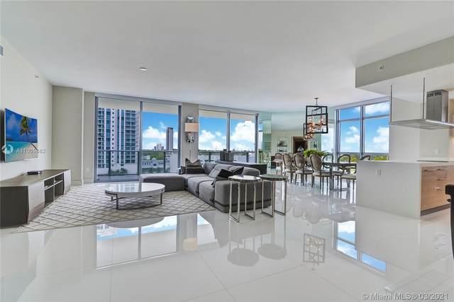 17301 Biscayne Blvd #701, North Miami Beach, FL 33160 (MLS #A11005882) :: The Riley Smith Group