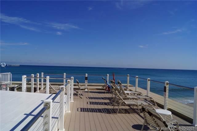 3590 S Ocean Blvd #807, South Palm Beach, FL 33480 (MLS #A11005889) :: The Teri Arbogast Team at Keller Williams Partners SW