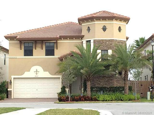 9907 NW 87 Terrace, Doral, FL 33178 (MLS #A11005908) :: Podium Realty Group Inc