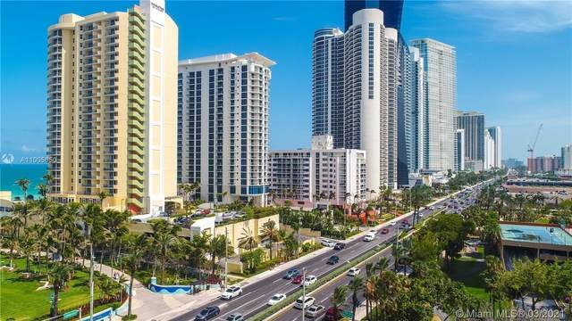 17375 Collins Ave #2202, Sunny Isles Beach, FL 33160 (MLS #A11005950) :: Search Broward Real Estate Team