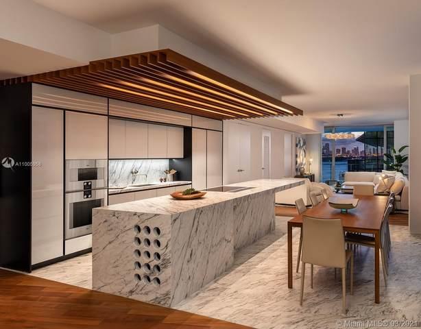 1300 Monad Terrace 6E, Miami Beach, FL 33139 (MLS #A11005958) :: ONE | Sotheby's International Realty
