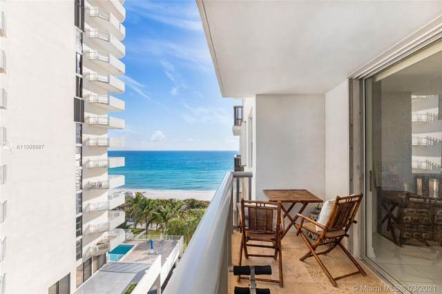 6039 Collins Ave #903, Miami Beach, FL 33140 (#A11005987) :: Dalton Wade