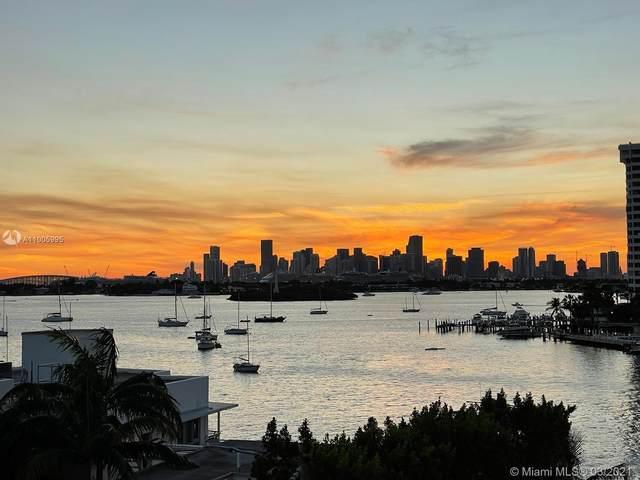 1450 Lincoln Rd #606, Miami Beach, FL 33139 (MLS #A11005995) :: Podium Realty Group Inc