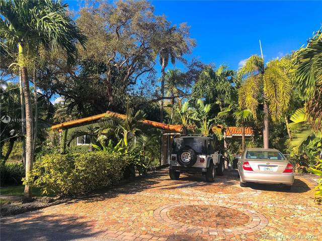 11724 NE 11th Pl, Biscayne Park, FL 33161 (MLS #A11006006) :: Prestige Realty Group