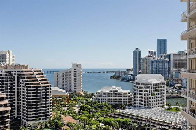 888 Brickell Key Dr #2309, Miami, FL 33131 (MLS #A11006078) :: Green Realty Properties