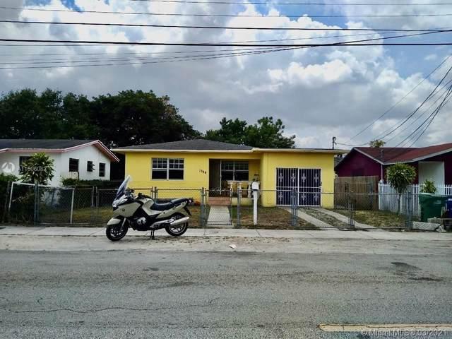 1366 NW 75th St, Miami, FL 33147 (#A11006082) :: Posh Properties