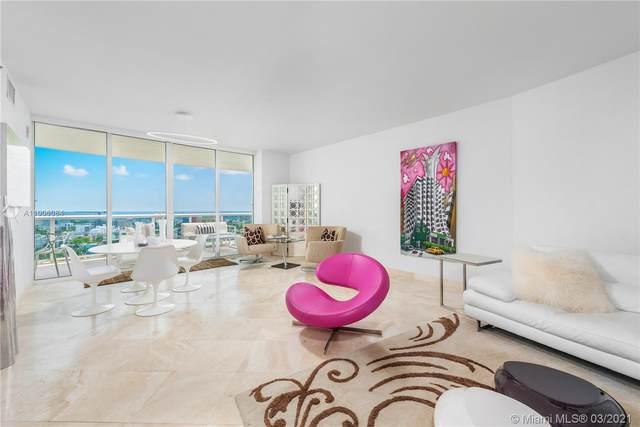 400 Alton Rd #1711, Miami Beach, FL 33139 (MLS #A11006084) :: Search Broward Real Estate Team