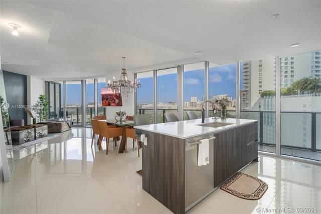 488 NE 18th St #1017, Miami, FL 33132 (MLS #A11006085) :: Green Realty Properties