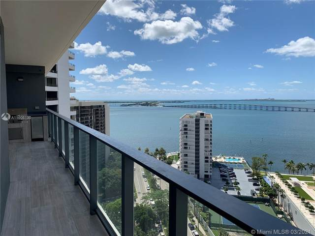 1451 Brickell Ave #1904, Miami, FL 33131 (MLS #A11006130) :: Berkshire Hathaway HomeServices EWM Realty