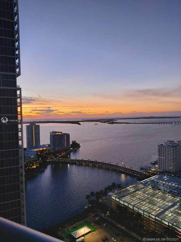 485 Brickell Ave #3709, Miami, FL 33131 (MLS #A11006186) :: KBiscayne Realty
