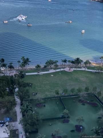 1900 N Bayshore Dr #2103, Miami, FL 33132 (MLS #A11006194) :: Jo-Ann Forster Team