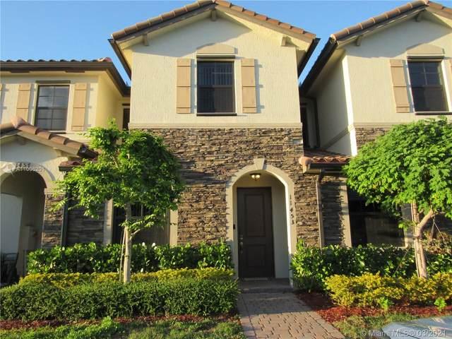 11453 SW 248th Ter, Homestead, FL 33032 (MLS #A11006201) :: Berkshire Hathaway HomeServices EWM Realty