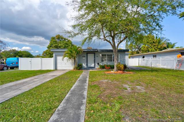 155 NW 123rd St, North Miami, FL 33168 (MLS #A11006251) :: The Riley Smith Group