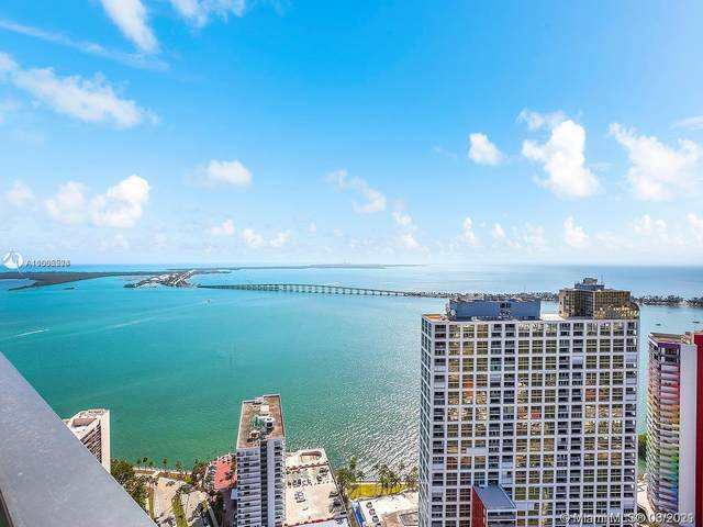 1451 Brickell Ave #3803, Miami, FL 33131 (MLS #A11006274) :: Re/Max PowerPro Realty
