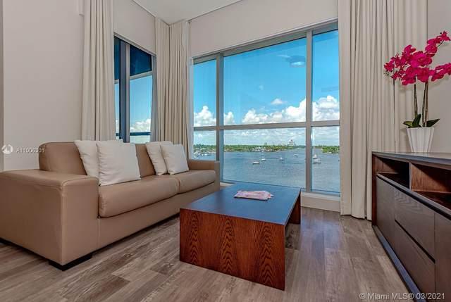 777 N Ocean Dr S501, Hollywood, FL 33019 (MLS #A11006301) :: Green Realty Properties
