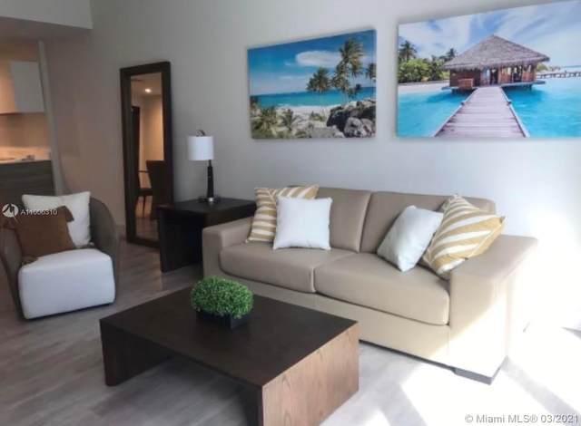 777 N Ocean Dr N522, Hollywood, FL 33019 (MLS #A11006310) :: Green Realty Properties