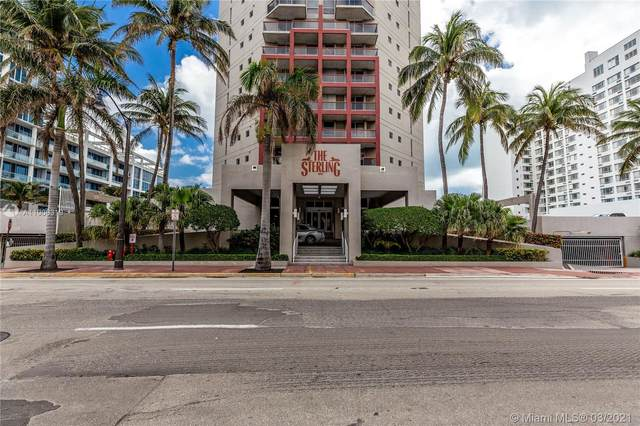 6767 Collins Ave #2108, Miami Beach, FL 33141 (MLS #A11006319) :: The Teri Arbogast Team at Keller Williams Partners SW