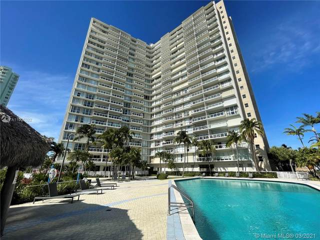2451 Brickell Ave 11N, Miami, FL 33129 (MLS #A11006322) :: The Teri Arbogast Team at Keller Williams Partners SW