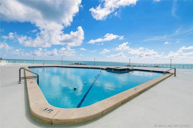 7135 Collins Ave #413, Miami Beach, FL 33141 (MLS #A11006344) :: Prestige Realty Group