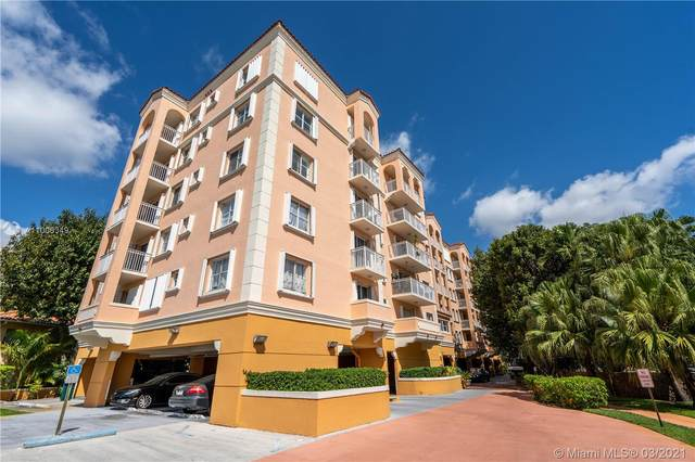 1 Alhambra Cir #305, Coral Gables, FL 33134 (MLS #A11006349) :: Berkshire Hathaway HomeServices EWM Realty