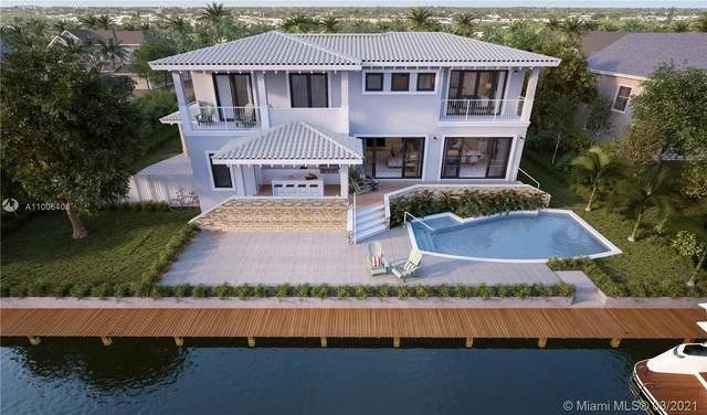 850 Washington St, Hollywood, FL 33019 (#A11006408) :: Posh Properties