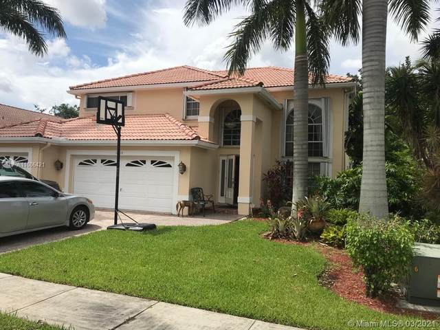 18315 NW 12th St, Pembroke Pines, FL 33029 (MLS #A11006421) :: Laurie Finkelstein Reader Team