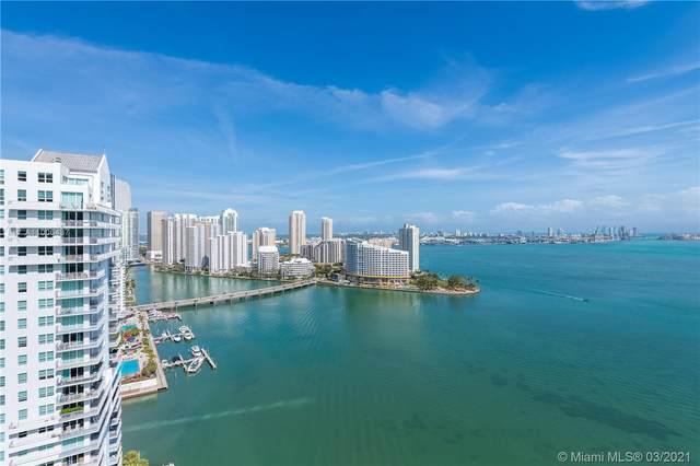 1155 E Brickell Bay Dr #3010, Miami, FL 33131 (MLS #A11006437) :: Castelli Real Estate Services