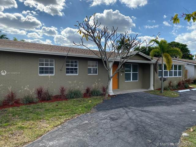 1466 NE 56th St, Fort Lauderdale, FL 33334 (MLS #A11006510) :: The Howland Group