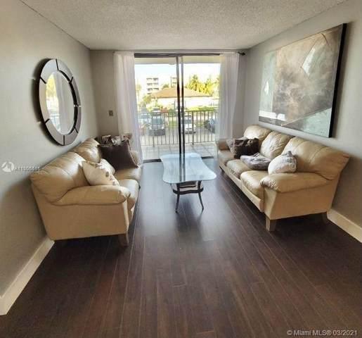 8145 NW 7th St #218, Miami, FL 33126 (MLS #A11006516) :: Berkshire Hathaway HomeServices EWM Realty